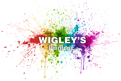 Wigley's Paint Inc. Logo